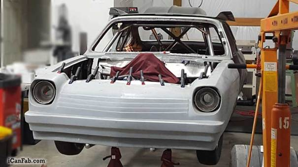 Vega drag racing car for sale