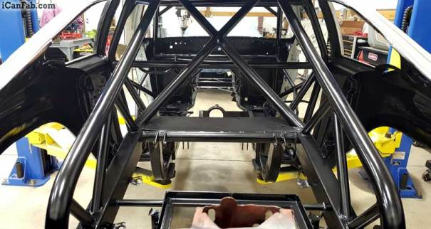 rolling vega chassis