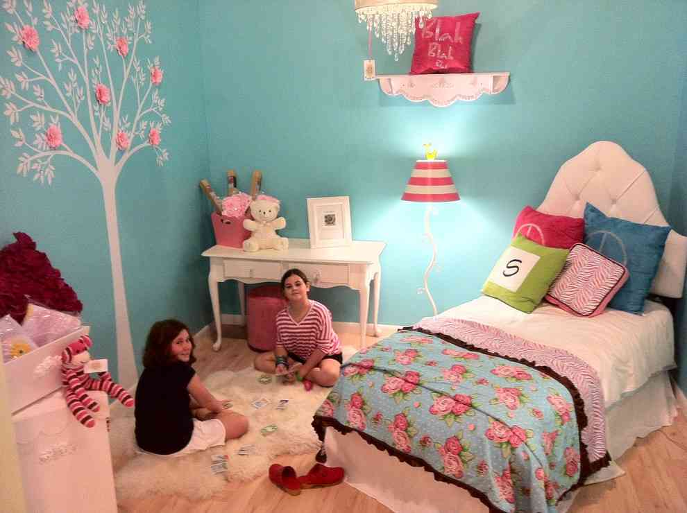 But a bigger question looms — w. Girls Teal Bedroom - Decor Ideas