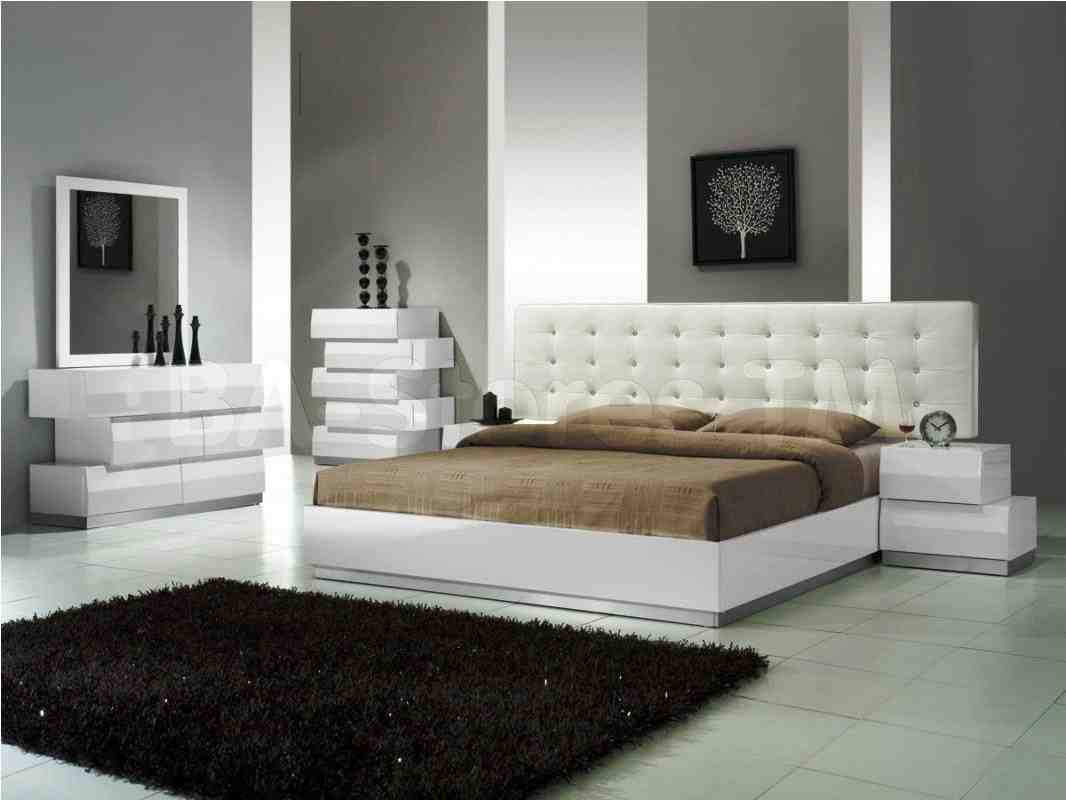 There's a perfect bedroom here for every style of home. Modern White Bedroom Furniture - Decor Ideas