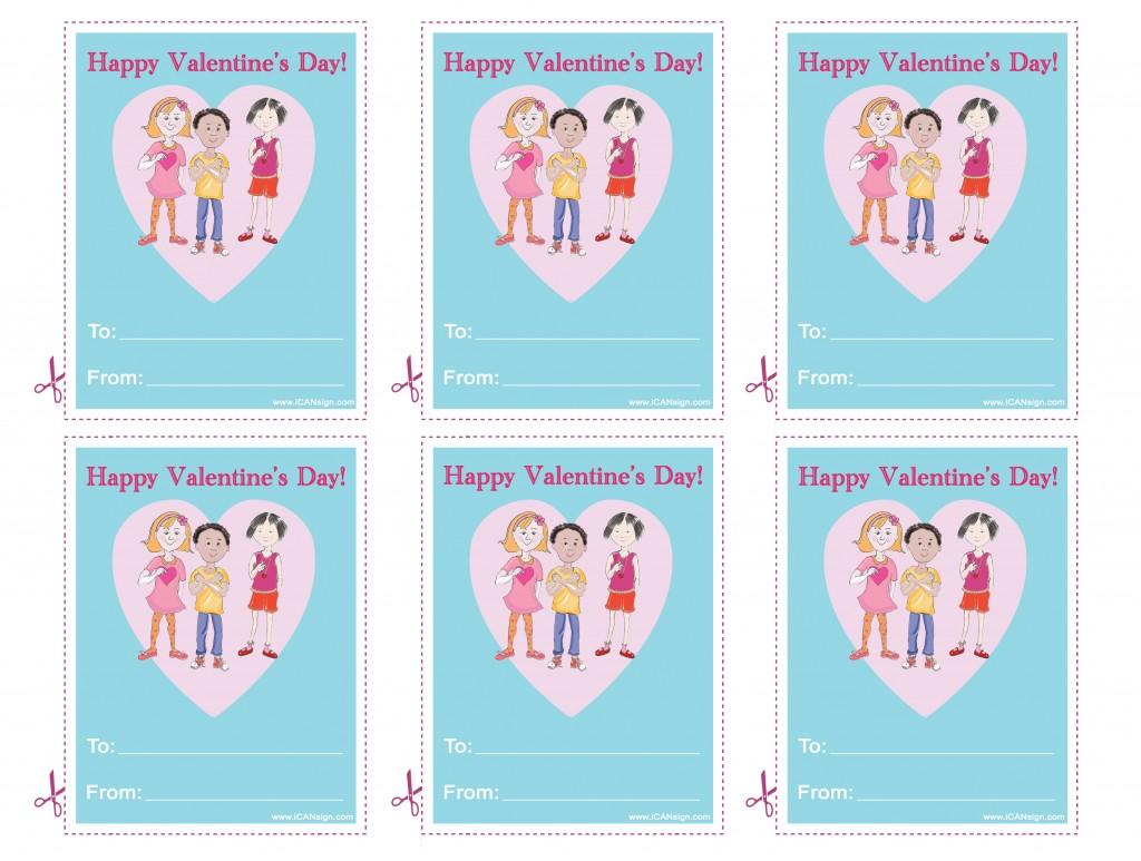 Free Valentine S Day Printables