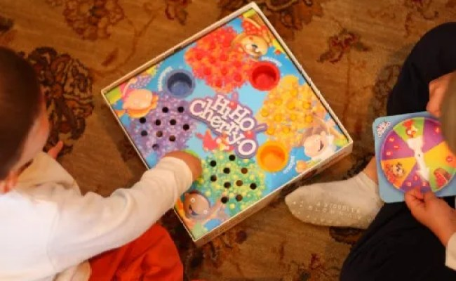 Best Board Games For 3 Year Olds 4 Year Olds I Can