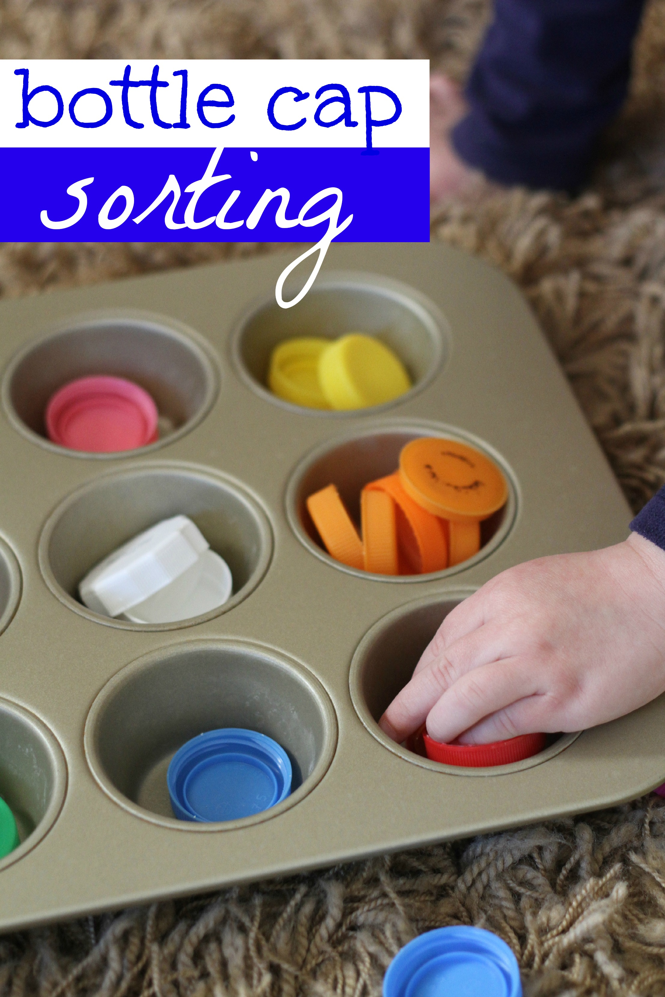 Bottle Cap Sorting