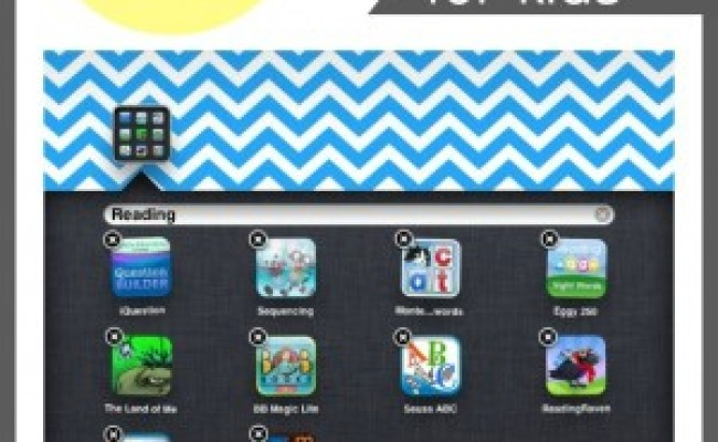 Top 10 Reading Apps For Kids I Can Teach My Child