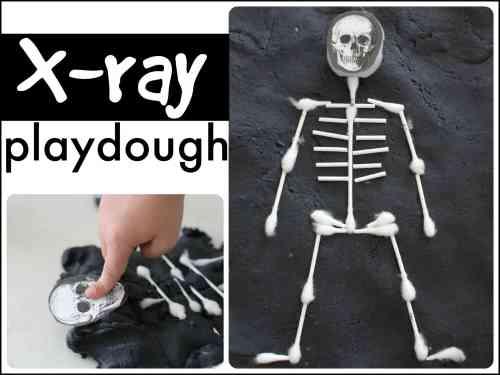 small resolution of x ray playdough