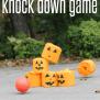 Jack O Lantern Knock Down Game I Can Teach My Child