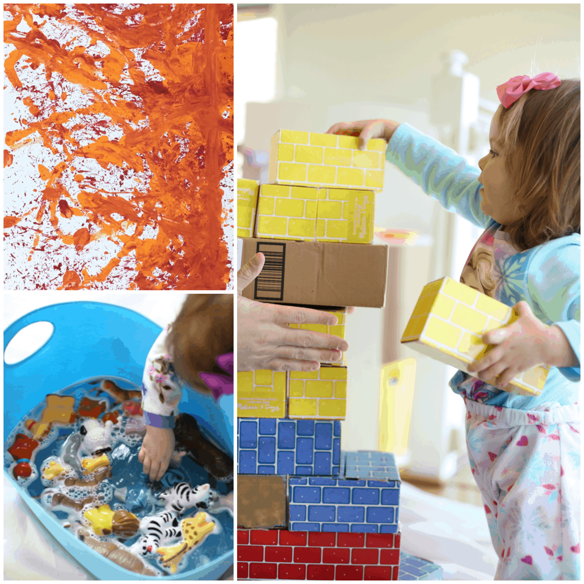 31 Days Of Indoor Activities For Toddlers