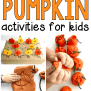 31 Days Of Pumpkin Activities I Can Teach My Child