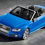 Audi S5 hangt als een beest aan je rechtervoet