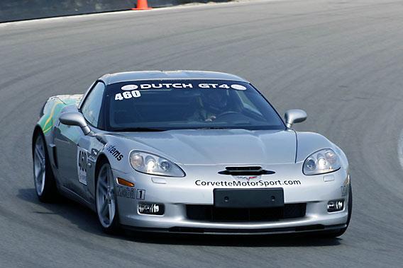 Certainty Racing Team in Dutch GT4 Championship met Corvette C6