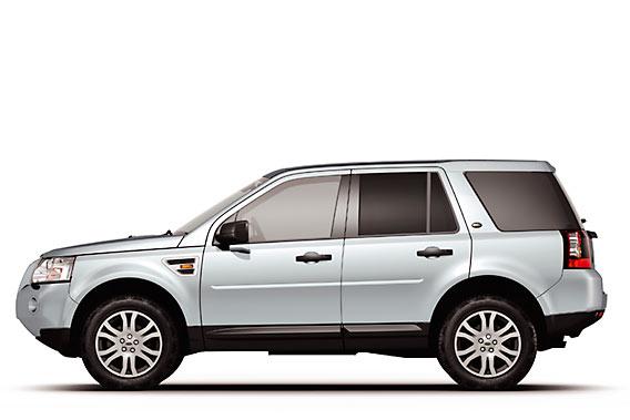 Bij de Land Rover Discovery 3 en Land Rover Freelander 2 goedkoop optiepakket