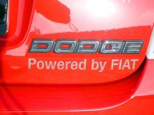 Dodge, Powered by Fiat? Wie weet binnenkort wel...