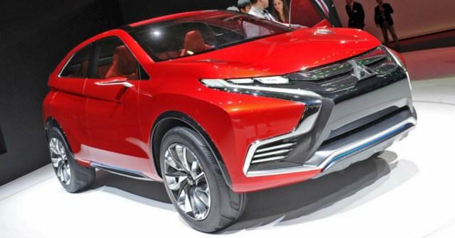 Mitsubishi XR-PHEV II