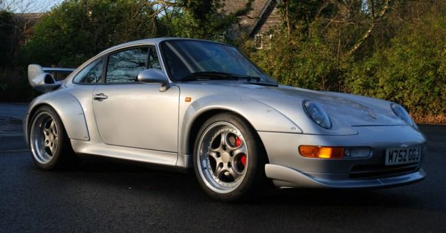 12.19.15 - Porsche 993 GT2