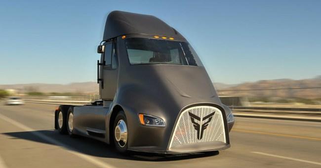 EV Semi-Trucks are All the Rage