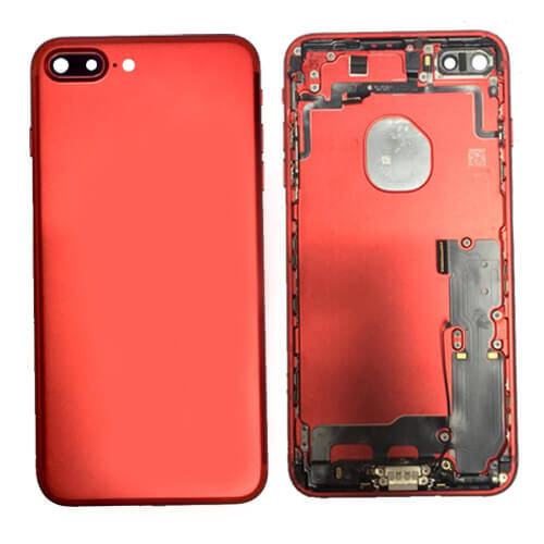 iPhone 7 Plus Back Panel Replacement - Red