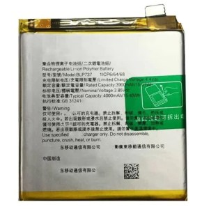 Oppo Reno 2F Battery Replacement Price in India Chennai - BLP737