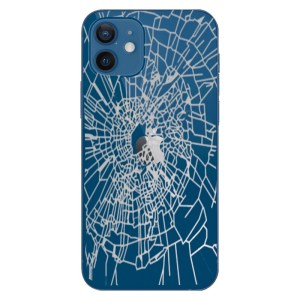 Apple iPhone 12 Back Glass Replacement Repair Service in India Chennai