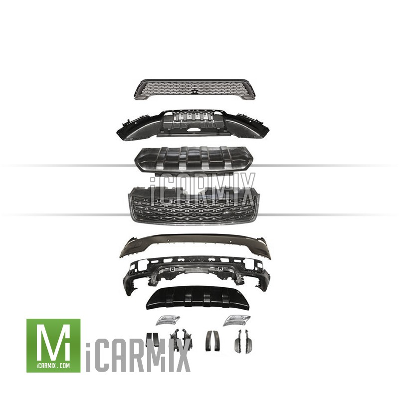 Dynamic Upgrade Front & Rear Body Kit For Land Rover