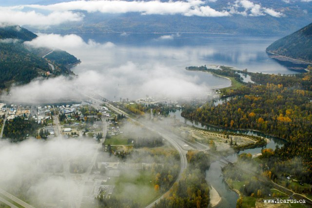 Sicamous, British Columbia