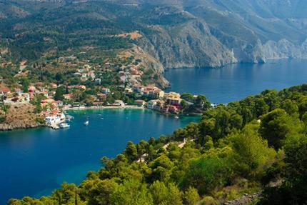 Kefalonia Yacht Charter The Greek Ionian Islands Icarus