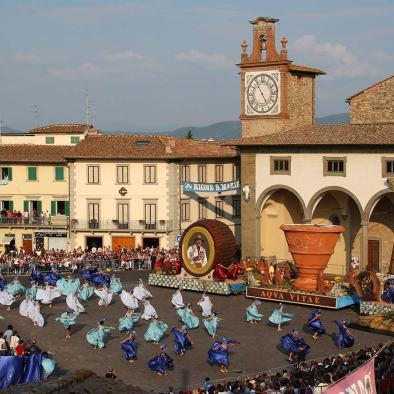 Galleria fotografica I Casalini Agriturismo in Toscana nel Chianti