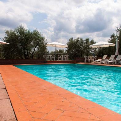 Piscine I Casalini agritourisme en Toscane