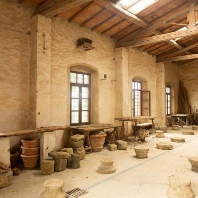 I Casalini Bauernhaus in der Toskana