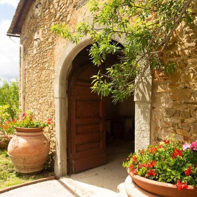 I Casalini agritourisme en Toscane