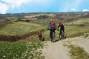 Alquiler de bicicletas I Casalini agroturismo en Toscana