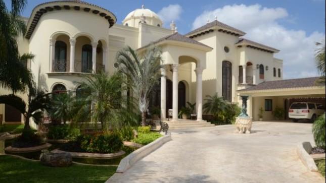 Casas de lujo de famosos mexicanos