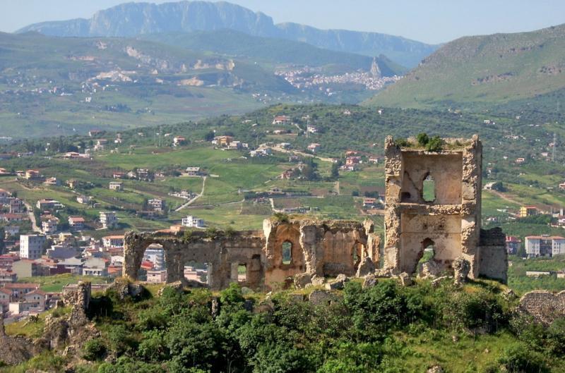 Castello Di Misilmeri  Sicilia  Misilmeri