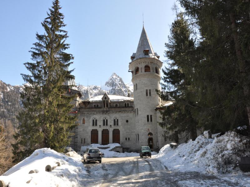 Castello Savoia  Valle dAosta  Gressoneysaintjean