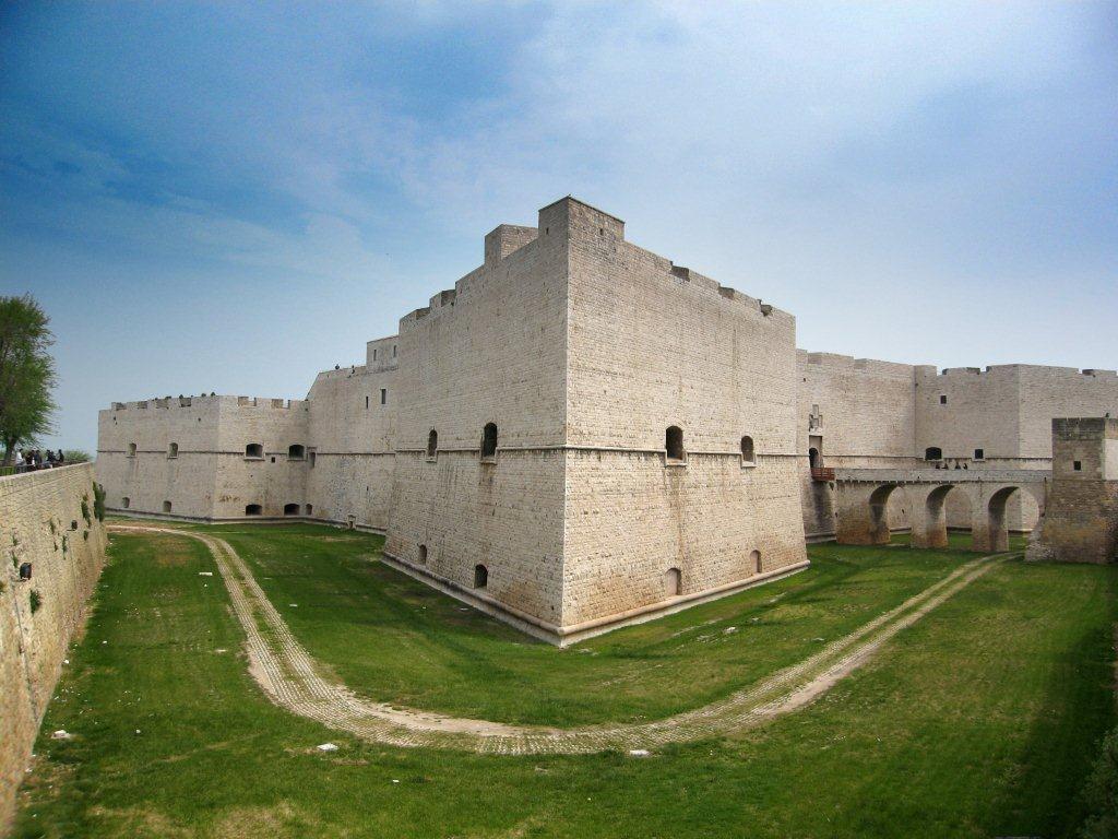 Castello Di Barletta  Puglia  Barletta