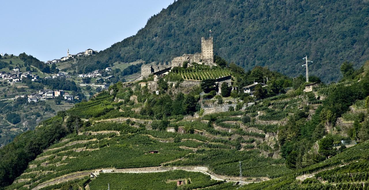 Castelli e Torri medievali in Lombardia