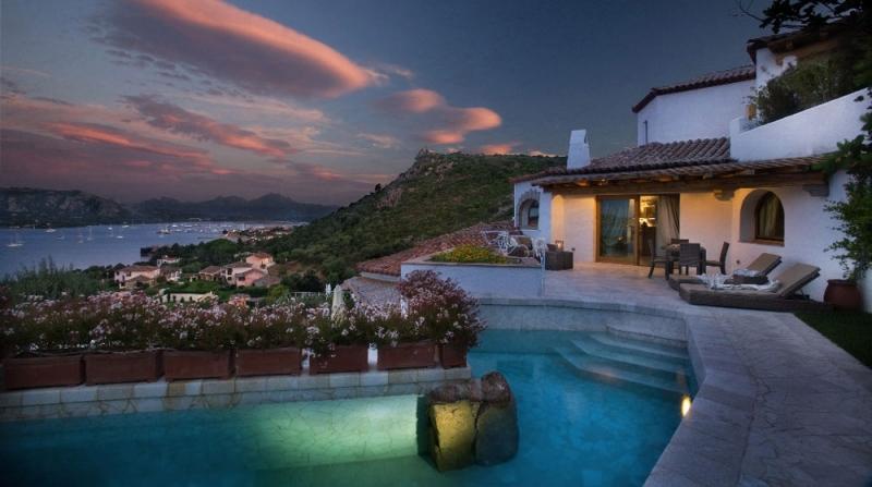 Hotel Relais Villa del Golfo  Spa  Alberghi con Spiaggia privata a Cannigione  Costa Smeralda