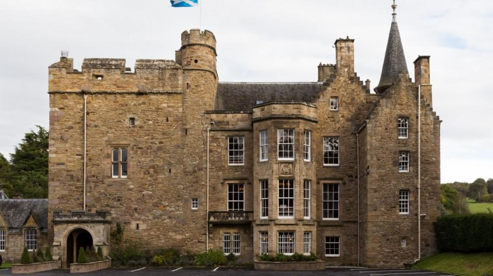 Carberry Tower Mansion House and Estate in Musselburgh