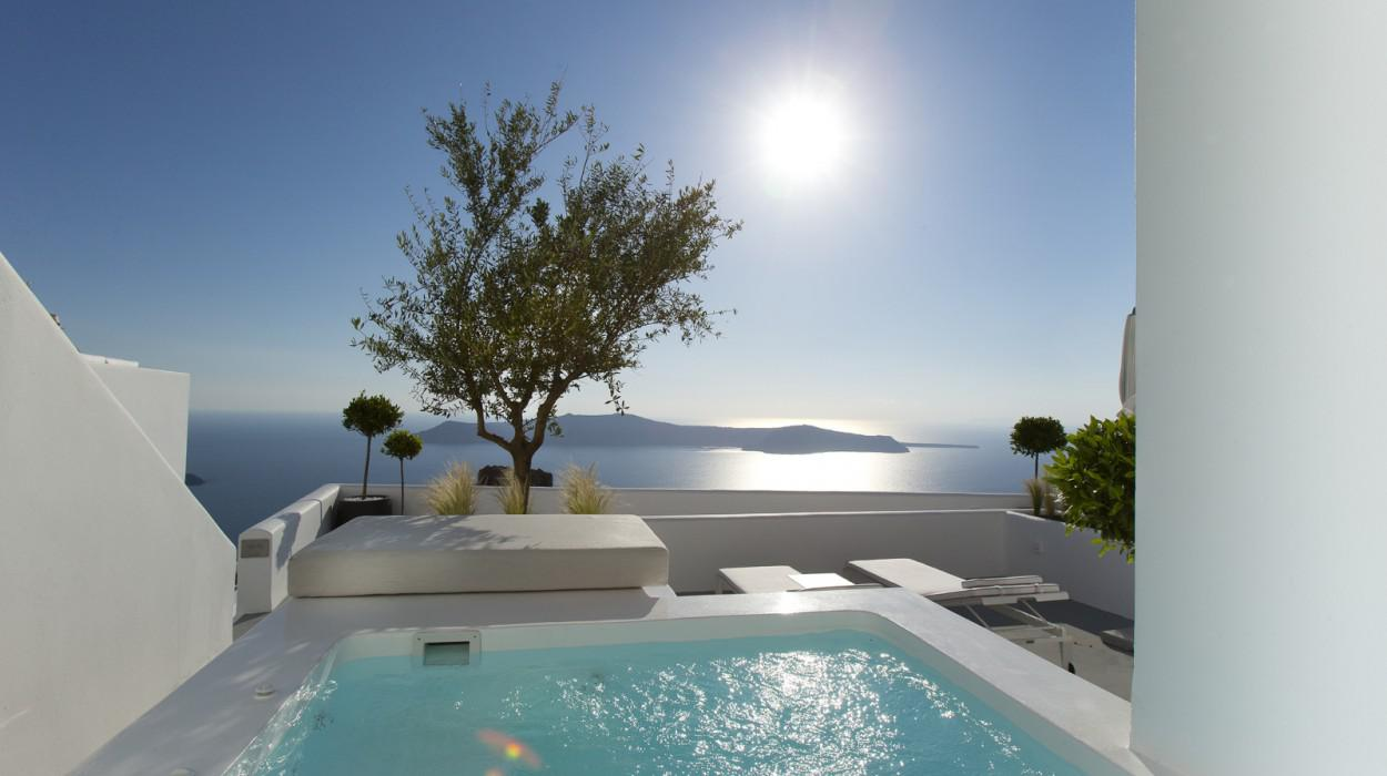 Grace Hotel Santorini Auberge Resorts Collection in