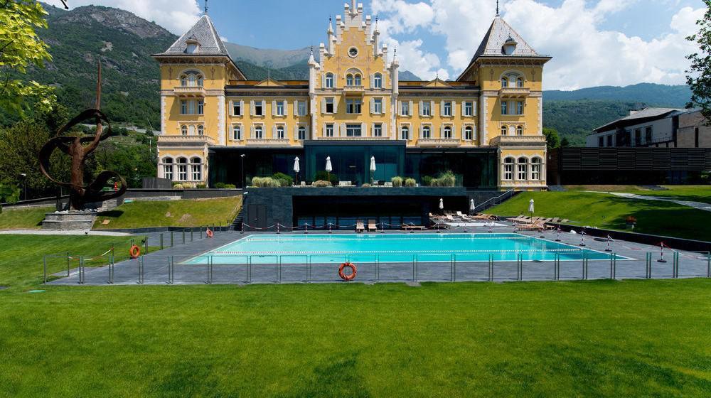 Grand Hotel Billia a SaintVincent Valle dAosta