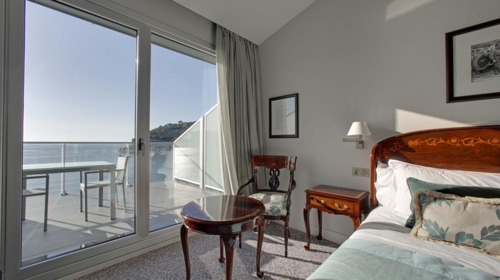 Hotel Londres y de Inglaterra  San Sebastin Pays basque