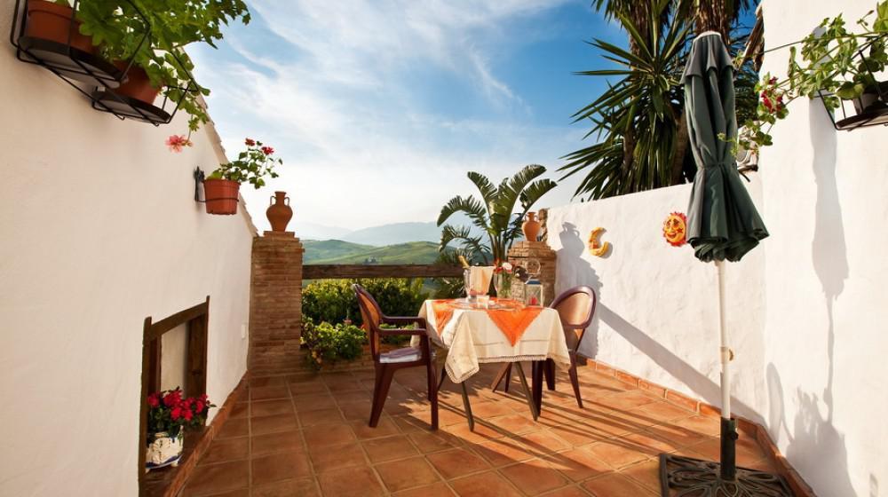 Posada Los Cantaros in Pizarra Andalusia