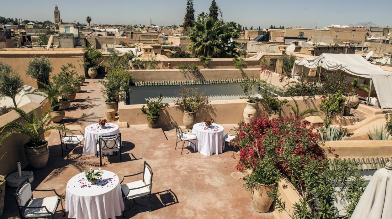 Riyad El Cadi a Marrakech Marrakech e dintorni