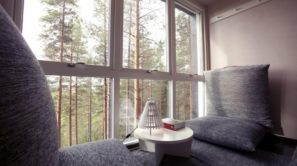 Treehotel a Harads Contea di Norrbotten
