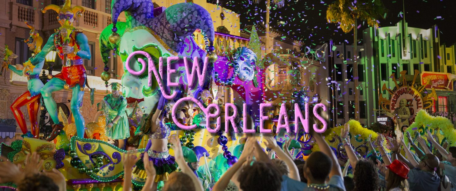 new orleans icatching everything for