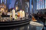 My first Cork Flag – Bishop Fintan Gavin
