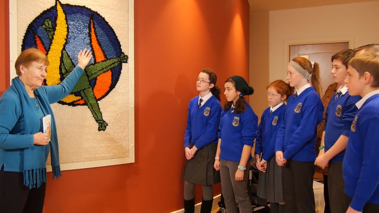 Solas Bhríde - tour for Primary Schools - iCatholic ie