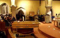 Funeral of Fr PJ Byrne – Removal
