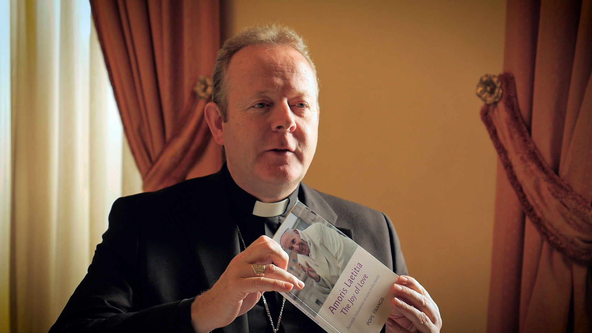 My hopes for WMOF 2018 – Archbishop Eamon Martin