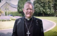My first Cork Flag – Bishop Fintan Gavin
