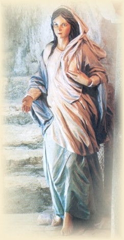 Risultato immagine per preghiera alla madonna di nazaret